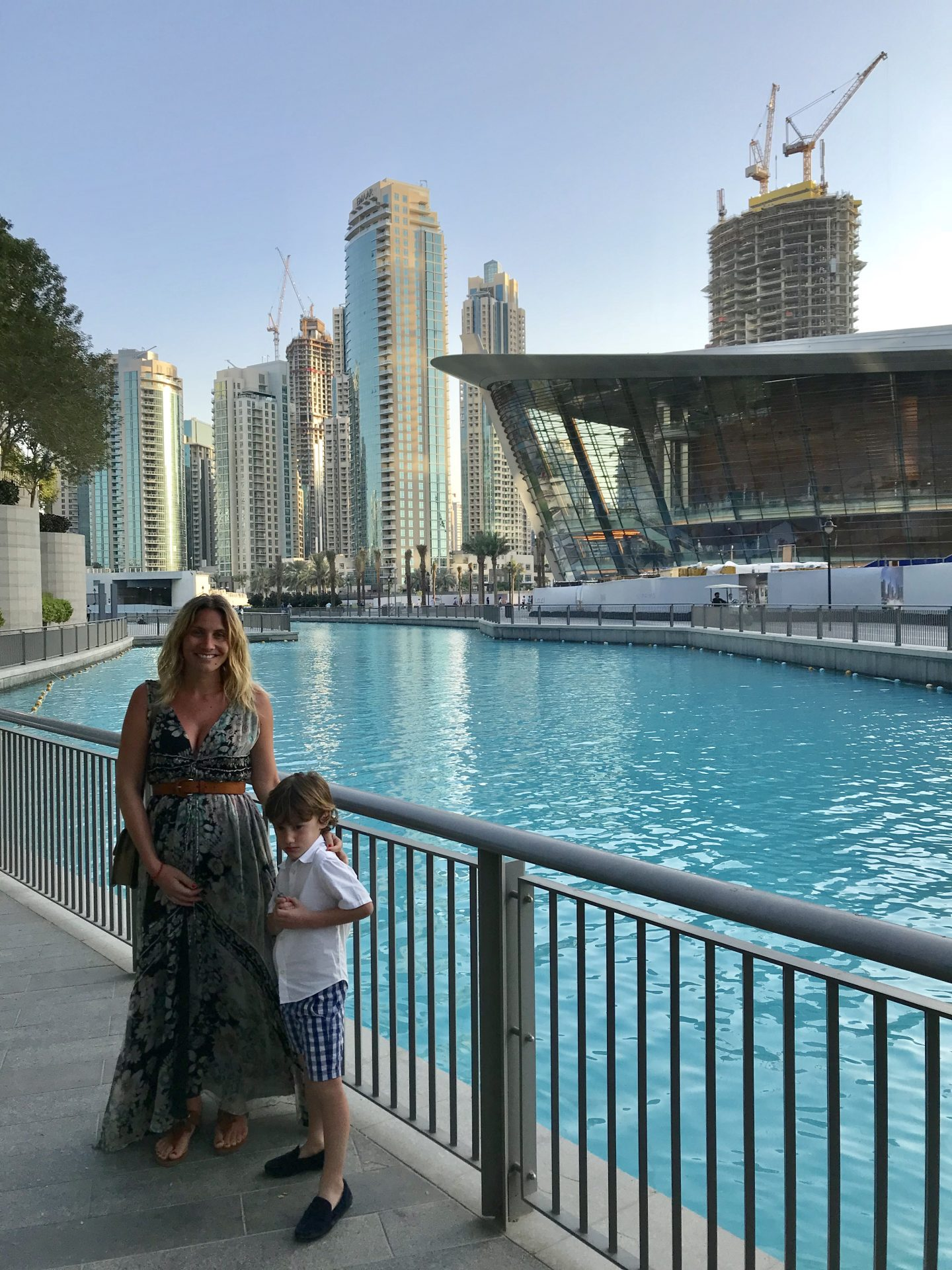 Dubai baby