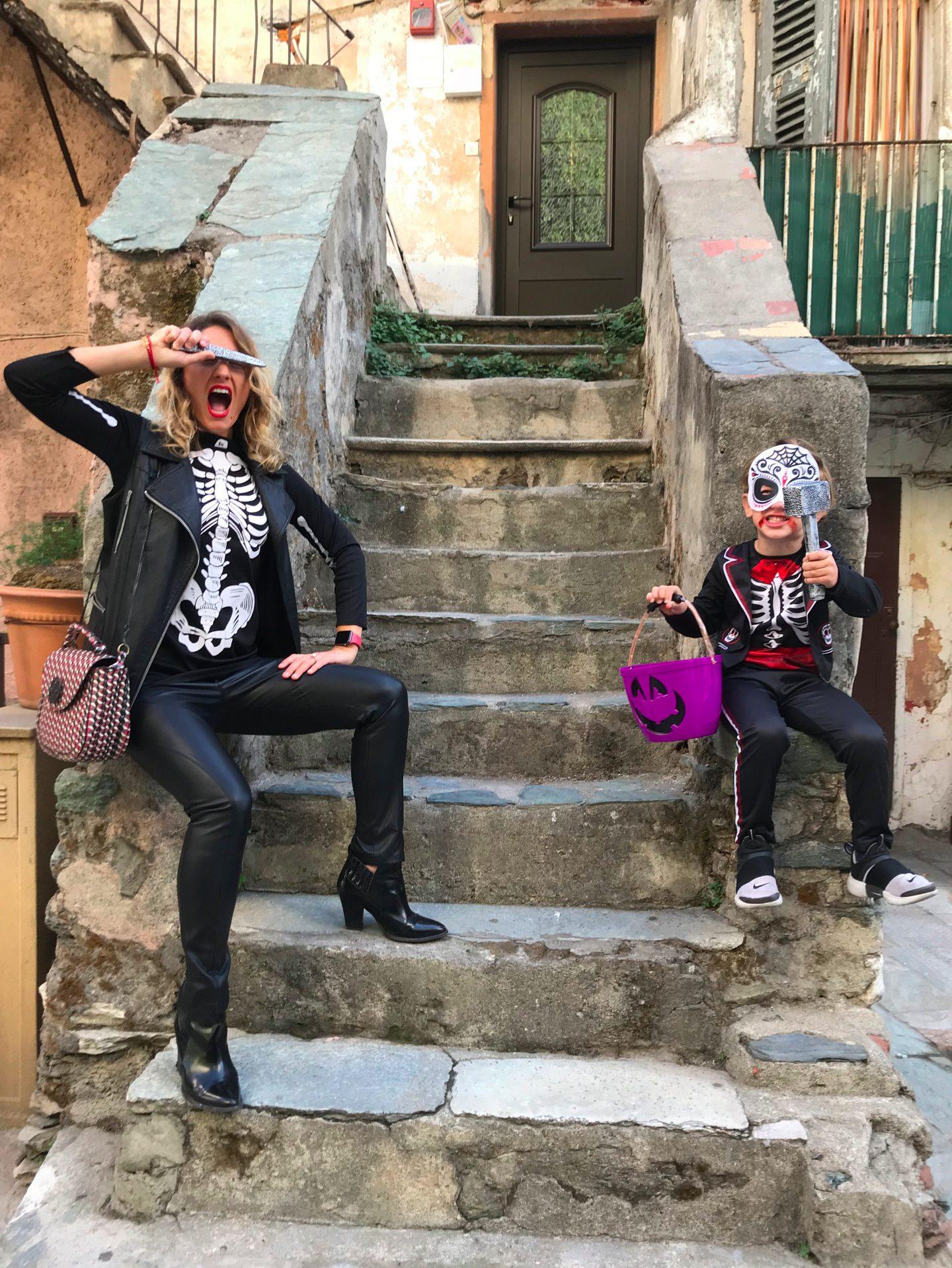 Et toi tu déguises tes enfants pour Halloween ?