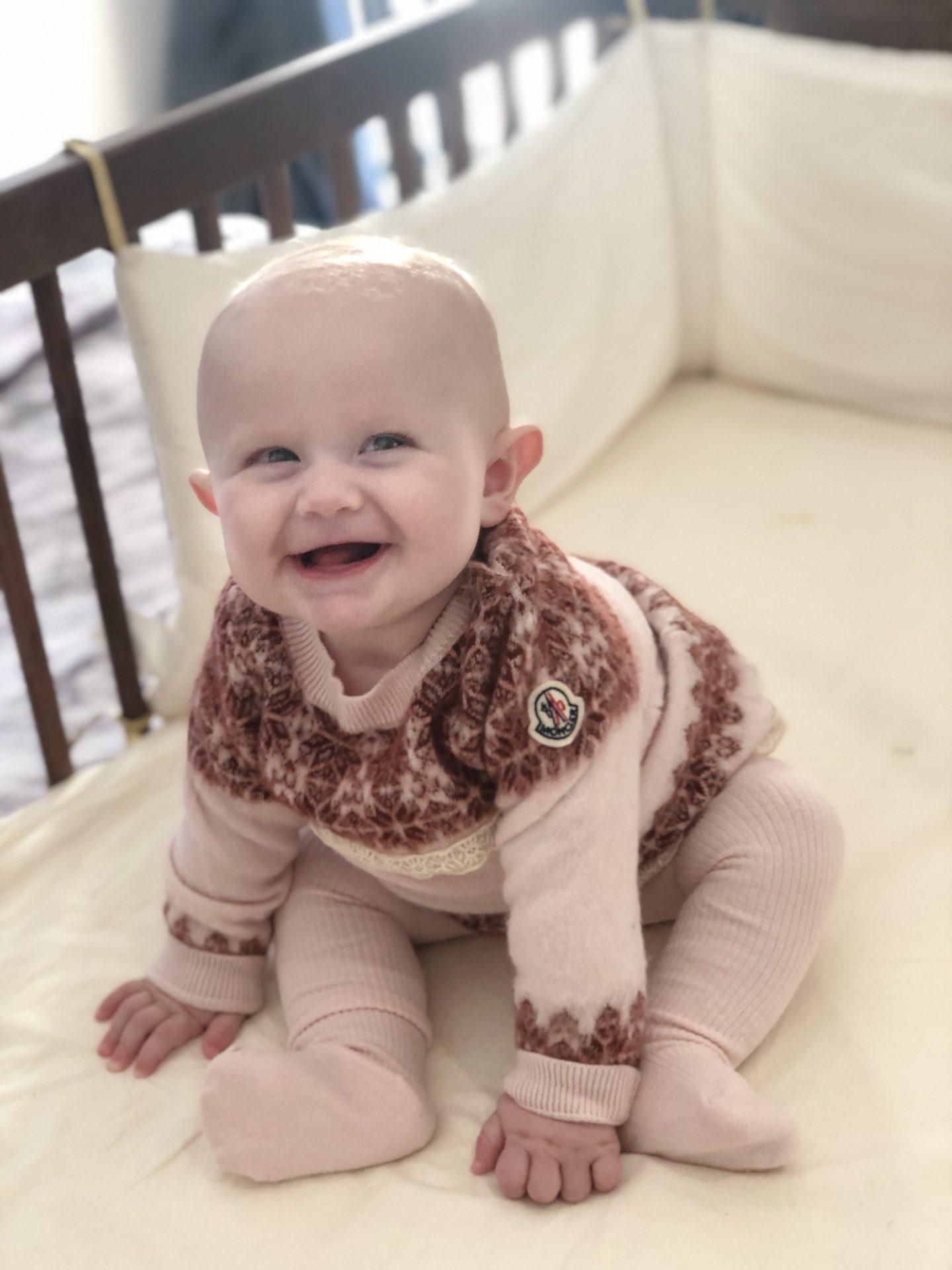 Le cinquième mois … le mois de la bonne humeur !