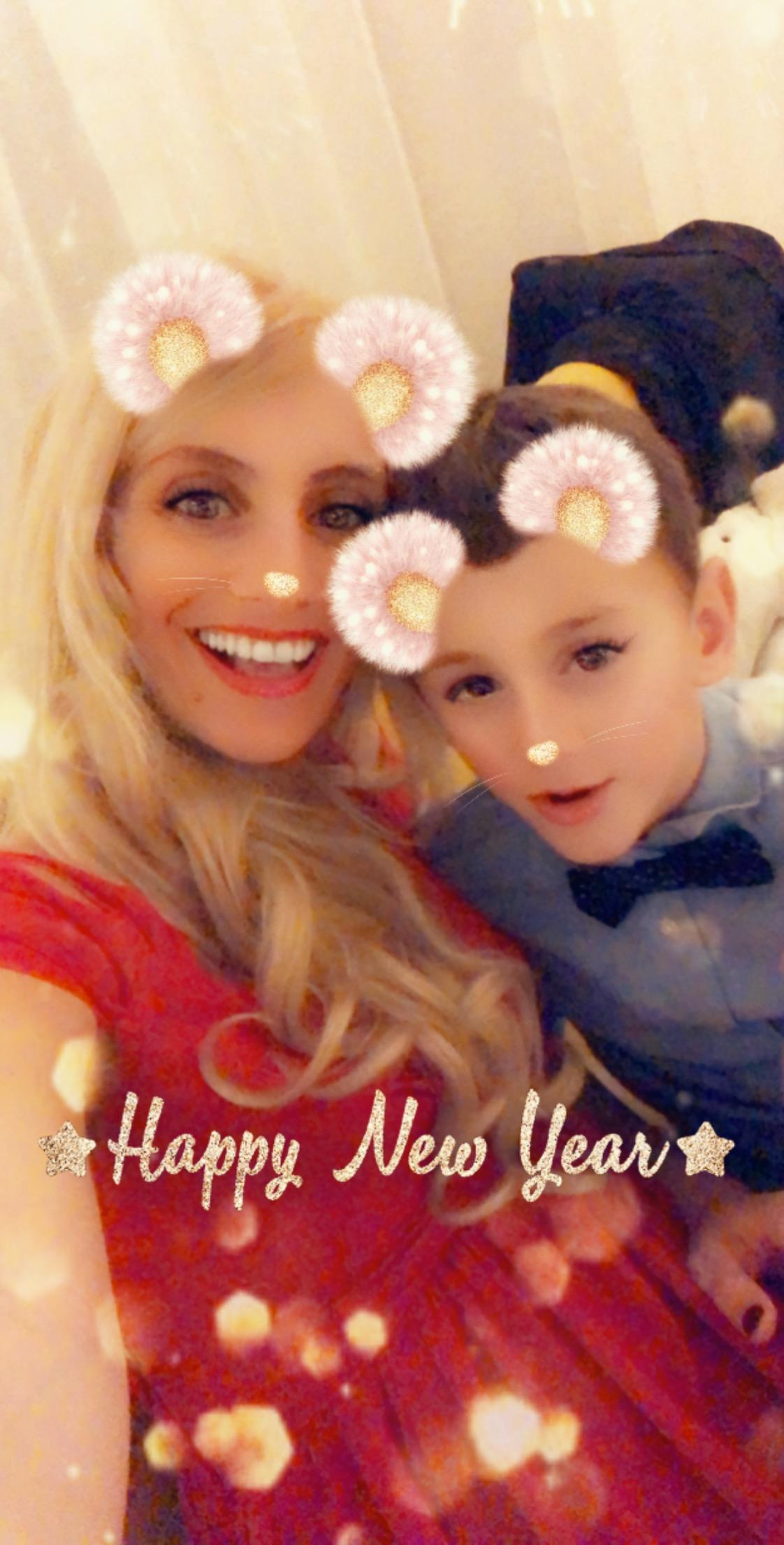 Les bonnes résolutions d un enfant de 5 ans, promis en 2019 il sera sage comme une image