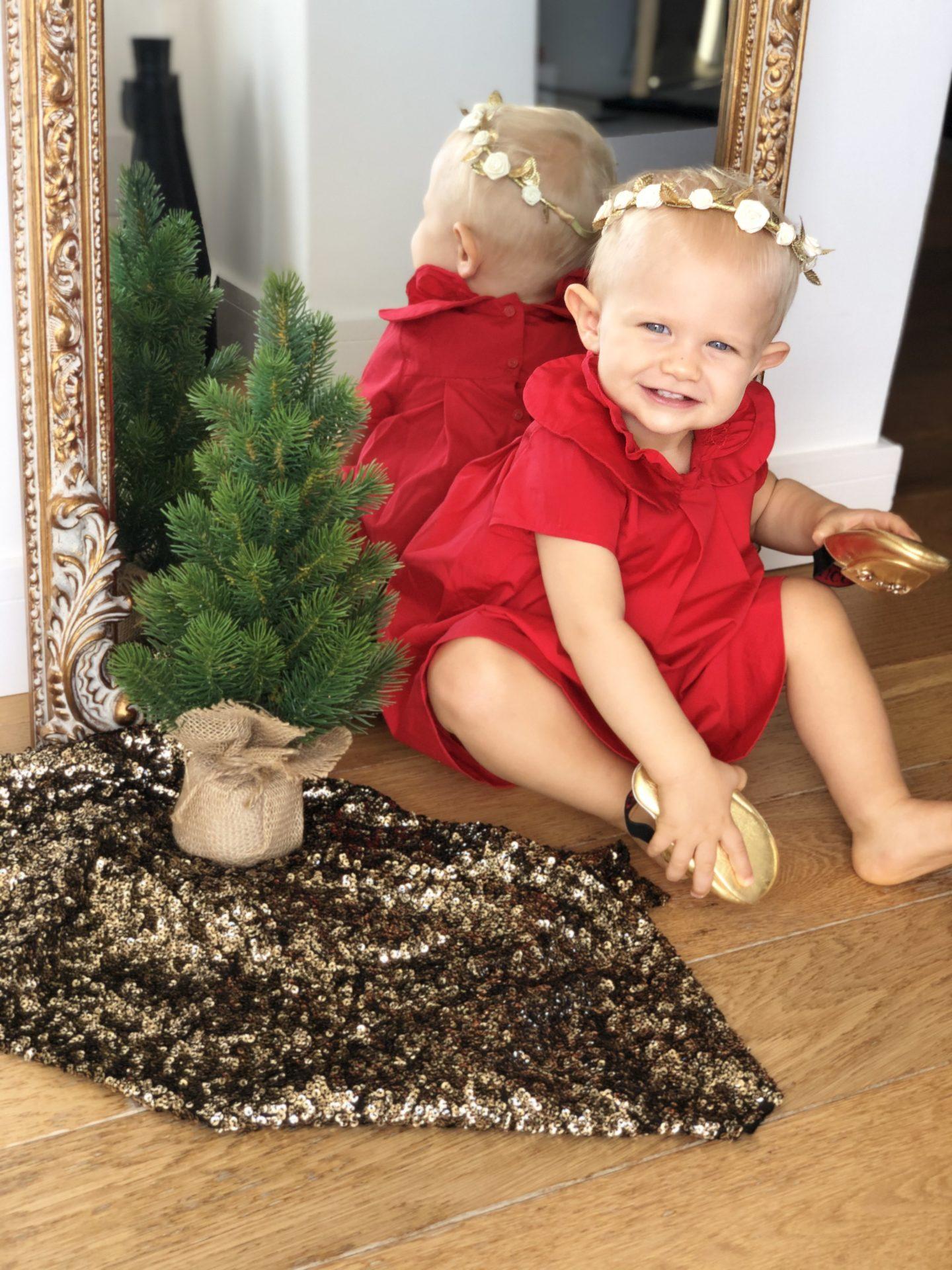 Les plus jolies tenues de fête pour attendre avec style au pied du sapin sont sur melijoe.com